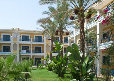 Lillyland Beach Resort<br>Hurghada (EGITTO)