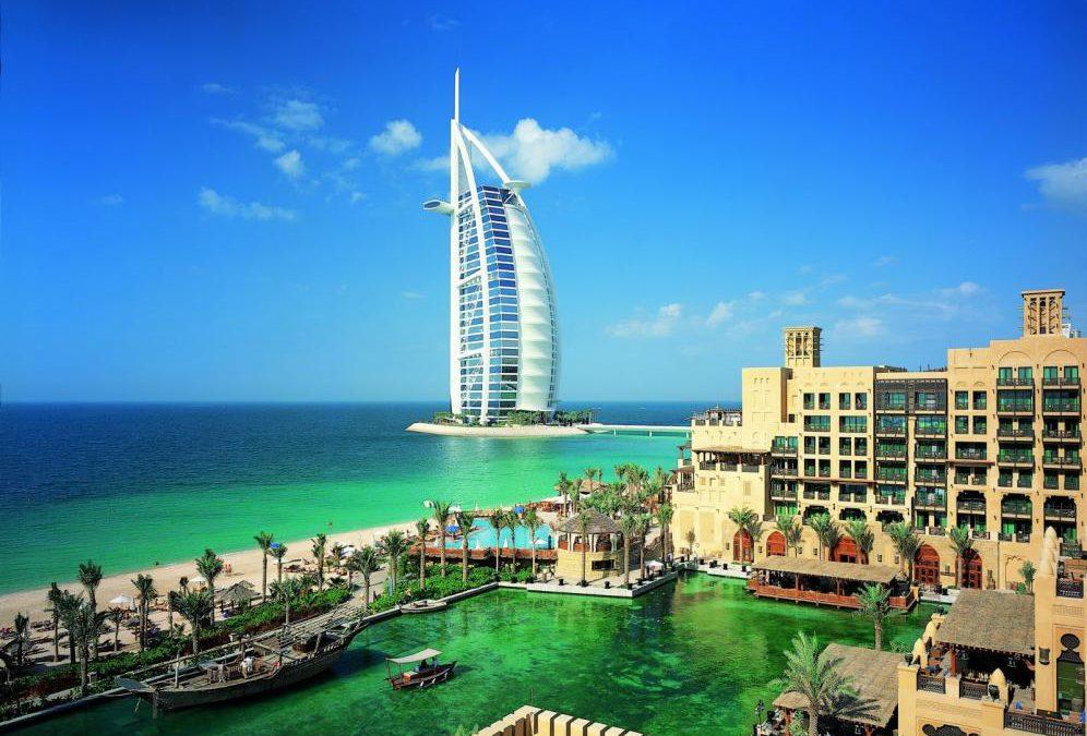 Gennaio a Dubai