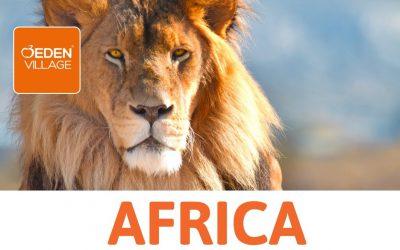 Speciale Africa Eden Village