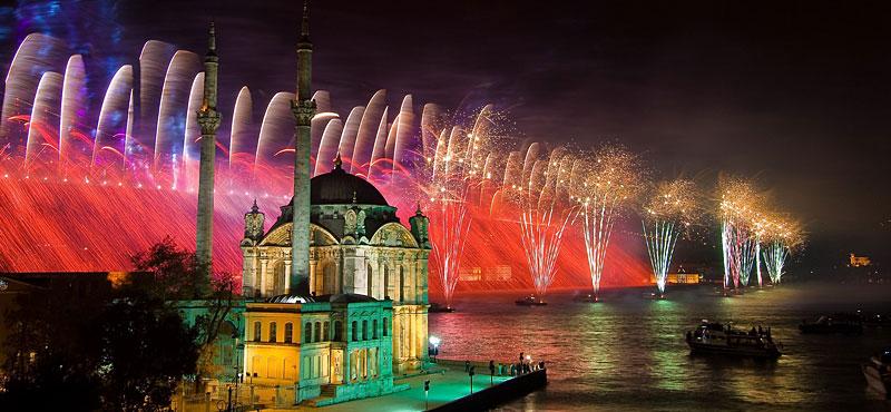 Gran Capodanno in Tour in Turchia