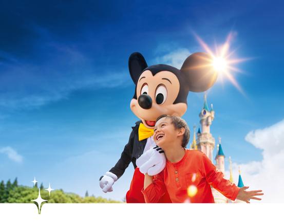 Disneyland Paris: Prenota prima, conviene