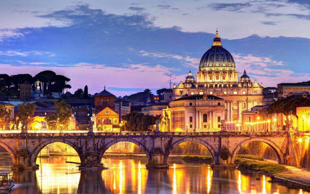 31 Ottobre Tour Porta un Amico a Roma, Ponte Ognissanti