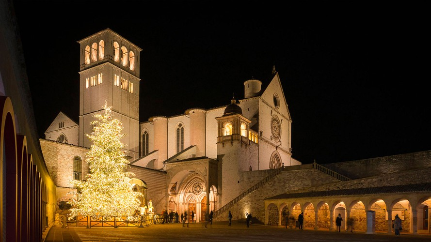 Week-end del 14 Dicembre ad Assisi