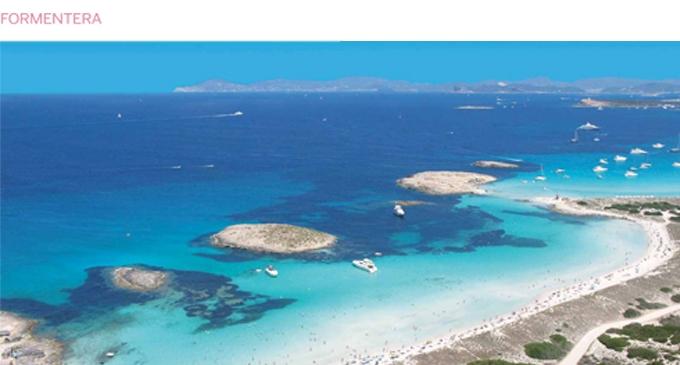 Speciale Maggio a Formentera con Swantour