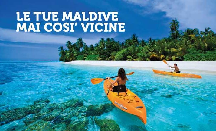Le Maldive con I Grandi Viaggi