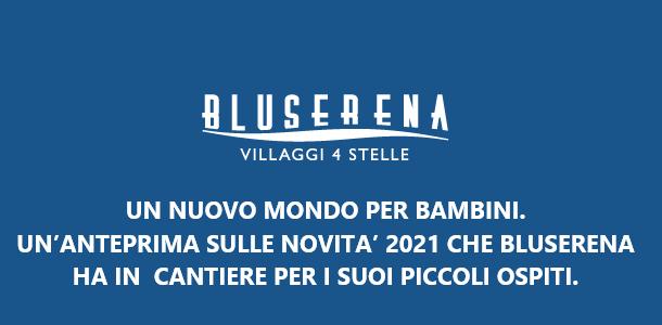 Anteprima 2021 sul baby mondo firmato BluSerena