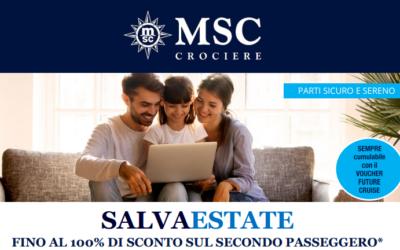 MSC Promo Salva Estate