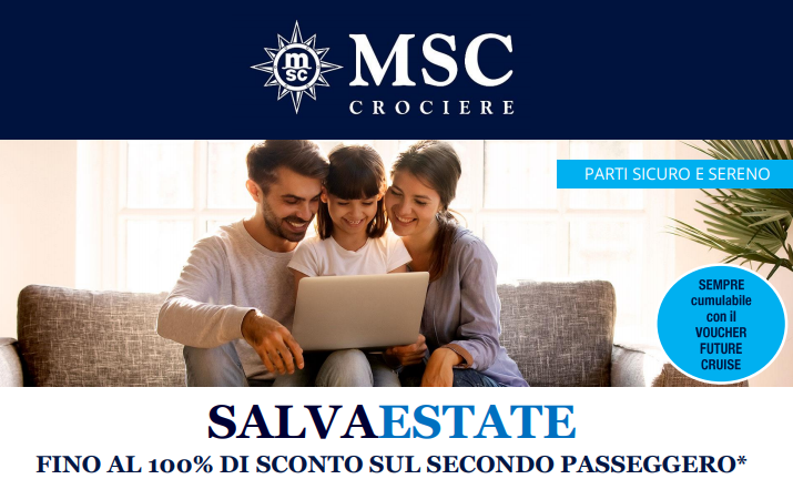 MSC Promo Salva Estate