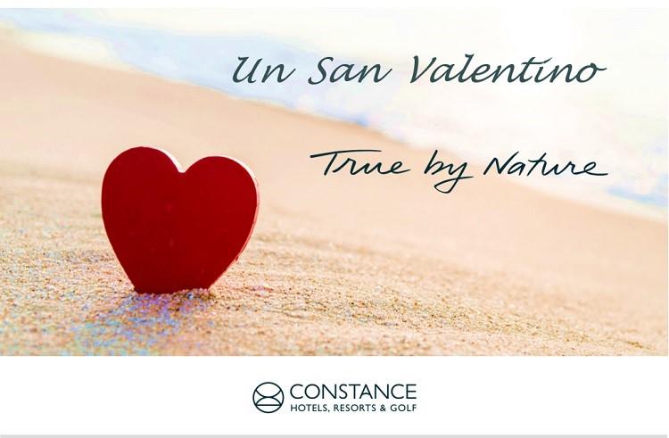Un San Valentino True by Nature