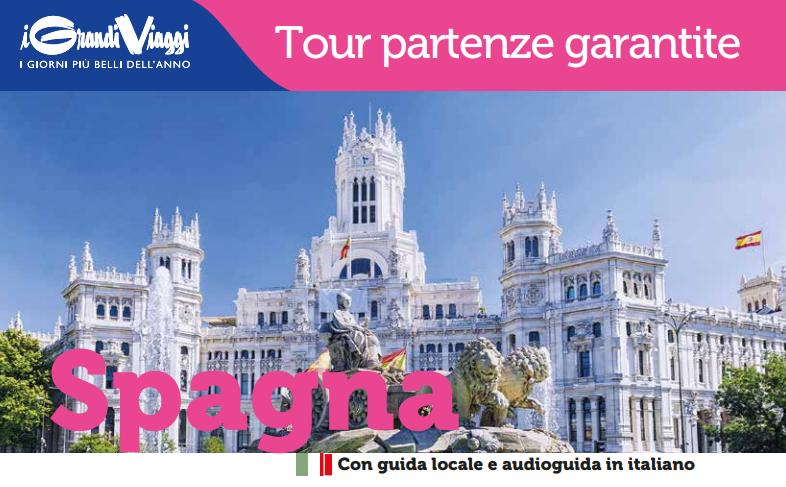 Spagna Tour Partenze garantite