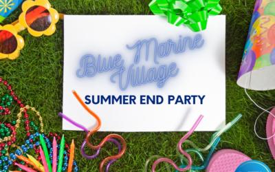 11-13 Settembre 2021 Festa di Fine estate al Blue Marine